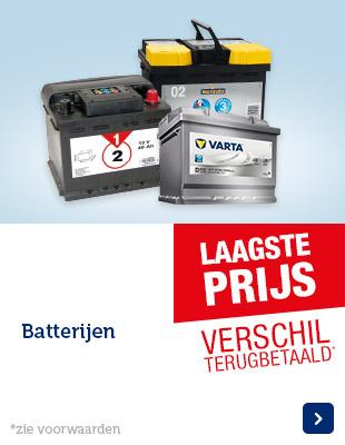 Lage prijs batterijen