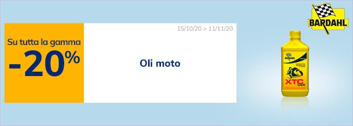 olio moto