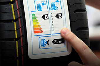 Les étiquettes environementales pneu