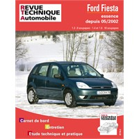 Revue Technique ETAI Ford Fiesta essence à partir de 02