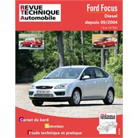 Revue Technique ETAI Ford Focus diesel à partir de 04