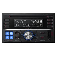 Autoradio double din ALPINE CDE-W235BT