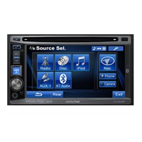 Autoradio MULTIMEDIA ALPINE IVE-W530BT