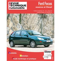 Revue Technique ETAI Ford Focus essence et diesel