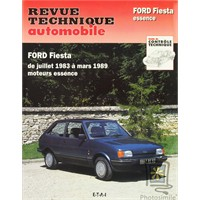 Revue Technique ETAI Ford Fiesta essence de 84 à 89