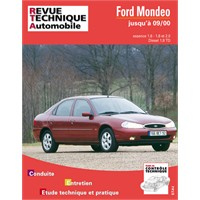 Revue Technique ETAI Ford Mondeo essence et diesel de 93 à 00