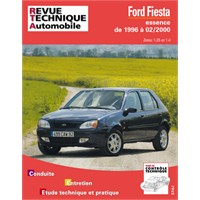 Revue Technique ETAI Ford Fiesta essence Zetec à partir de 96