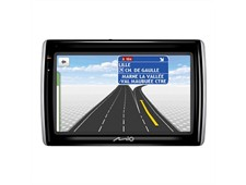 GPS MIO MOOV SPIRIT 500 France + DVD Europe+ Accesoires