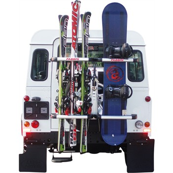 porte skis s roue de secours coffre porte bagage. Black Bedroom Furniture Sets. Home Design Ideas