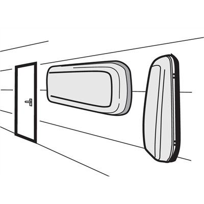 coffre de toit pas cher coffre de toit voiture norauto. Black Bedroom Furniture Sets. Home Design Ideas