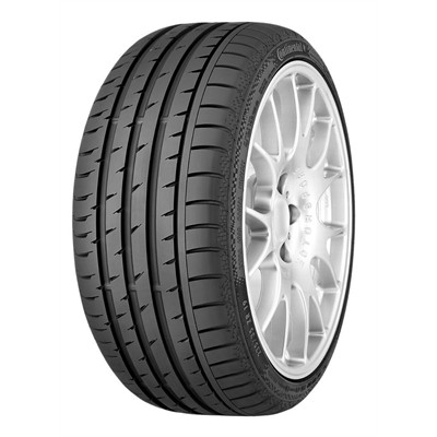 Achat 245/50 R18 100 Y Ssr* Contisportcontact 3 moins cher