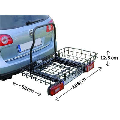 promotion Plate-forme multi-usages TOWBOX Cargo
