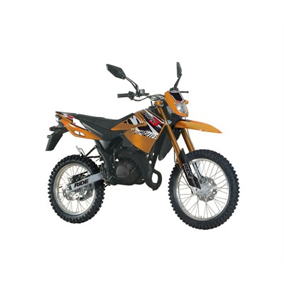 promotion Supermotard 50 cm3 Ride Thorn Cross orange