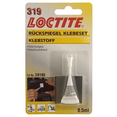 colle pour r 233 troviseur glass bond loctite 0 5ml