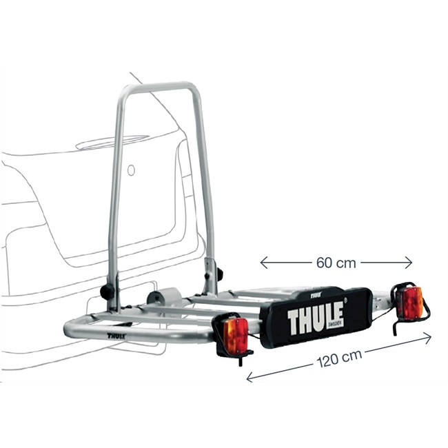 Plate Forme Multi Usages Thule Easybase 949 Norauto Fr