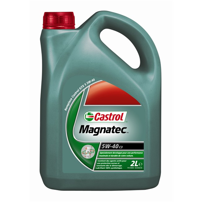huile castrol magnatec c3 5w40 2 litres. Black Bedroom Furniture Sets. Home Design Ideas