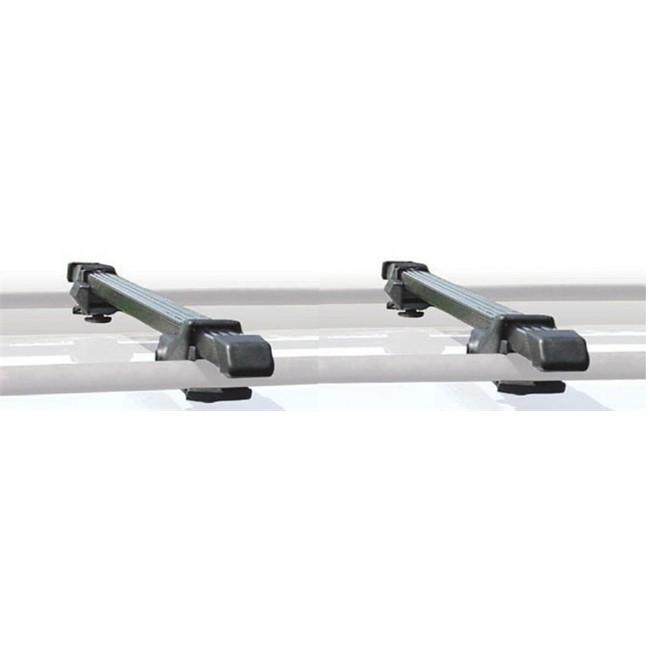 2 barres de toit compl tes 1er prix 300 en acier. Black Bedroom Furniture Sets. Home Design Ideas