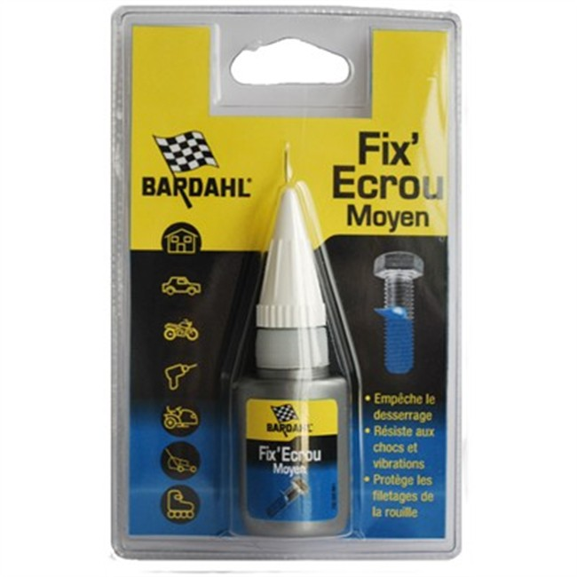 Fix 39 ecrous moyen bleu bardahl - Ecrou antivol norauto ...