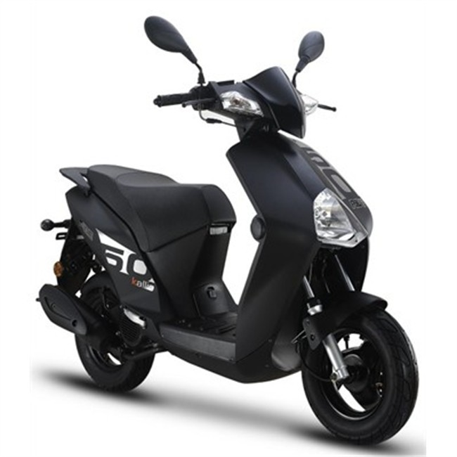 scooter 50 cm3 ride kallio noir. Black Bedroom Furniture Sets. Home Design Ideas