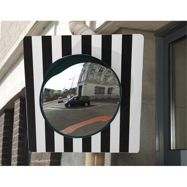 miroir sortie garage ou parking voie publique 60 cm. Black Bedroom Furniture Sets. Home Design Ideas