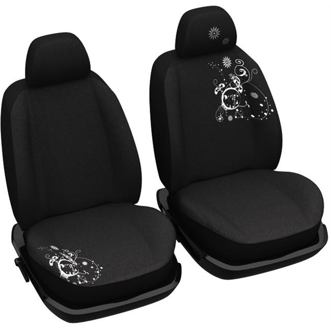 jeu de housses universelles auto si ges avant norauto arabesk. Black Bedroom Furniture Sets. Home Design Ideas