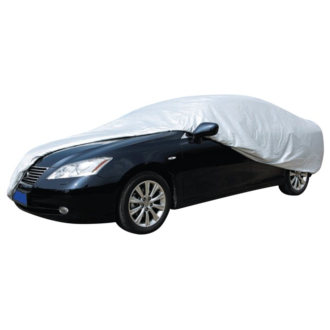 Housse couvre voiture 1er prix taille xl for Taille rehausseur voiture