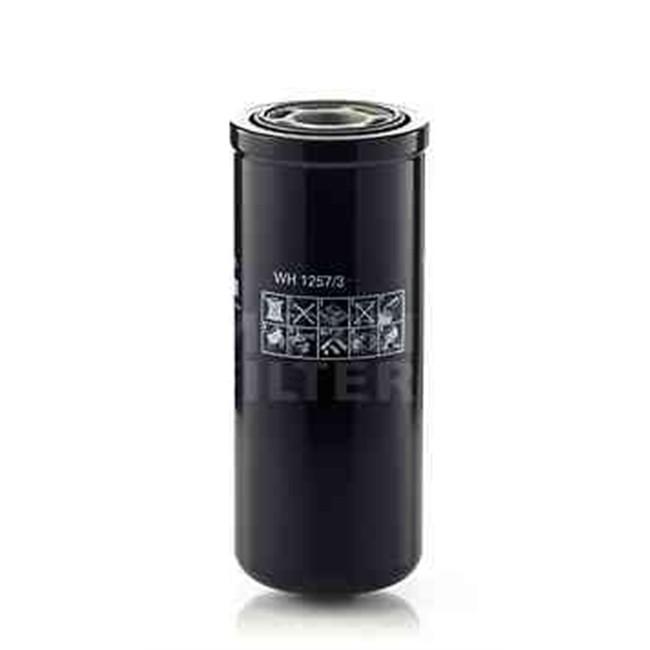 filtre huile mann r f wh1257 3. Black Bedroom Furniture Sets. Home Design Ideas